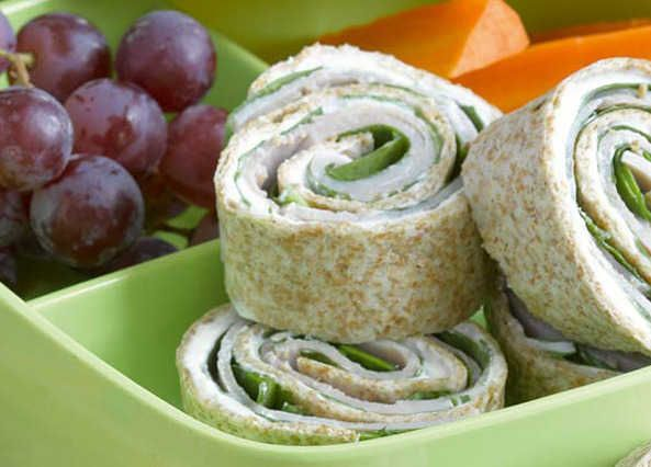 Ditch the same old packed lunch sandwiches for these delicious new tummy fillers including nutritious wraps, salads, dips, savoury muffins and more.
