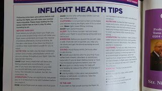 Little things: Inflight health tips from Wizz Air