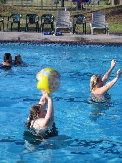 AquaFit Water Workout Houston, TX #Kids #Events
