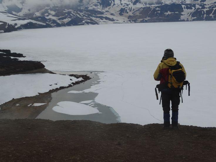 Een hart van #ijs #ijsland