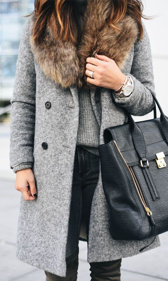 17 Best ideas about Stylish Winter Coats on Pinterest | White ...