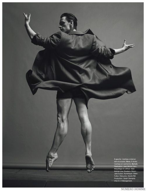 """sometimes-im-a-ballerina: """"andwhatifyoucatchme: """"Sergei Polunin Dances for Numéro Homme """" THIS IS NOT OKAY I AM NOT OKAY RIGHT NOW """""""