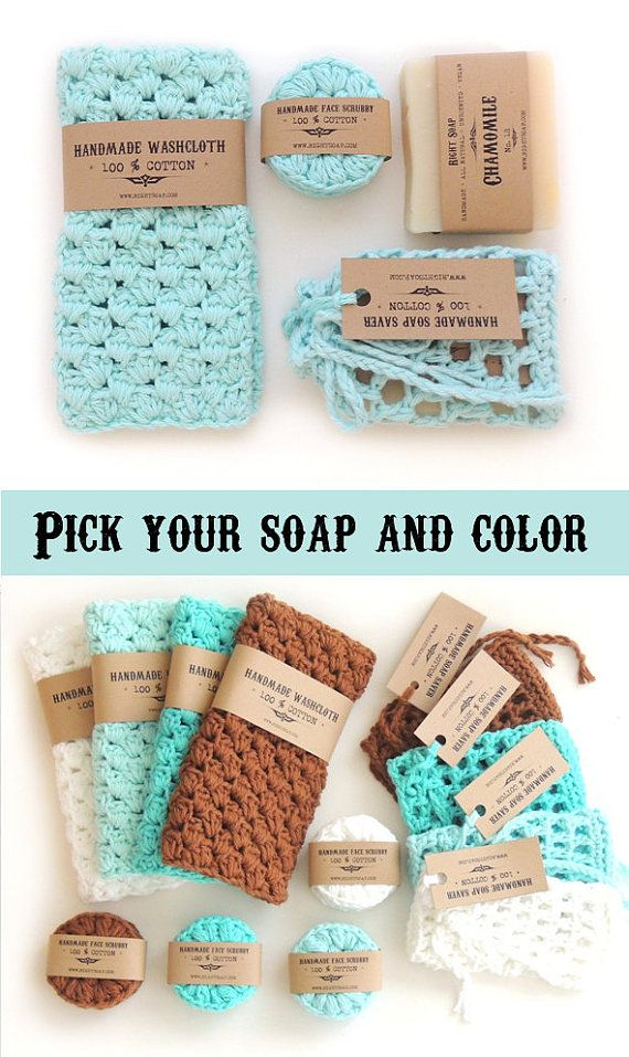 Great Presents For Wife Part - 24: Mothers Day Gift Women Gift Girlfriend Gift Mom Gift For Wife Gift For  Girlfriend Gift For Mom Soap Set Washcloth Natural Soap Vegan Soap