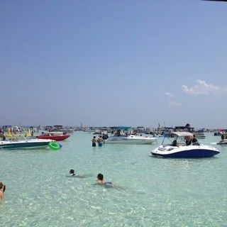 14 Best Crab Island In Destin Florida Images On Pinterest