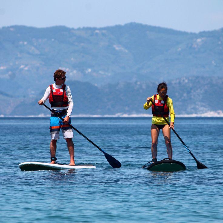 #sporadessup #skopelos #lesson and mini #tour #greece #water #sun #fun