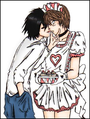 Image result for light yagami cute