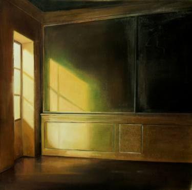 "Saatchi Art Artist Constantin Tanislav; Painting, ""Inner space I"" #art"
