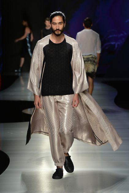 La Perla Menswear Spring Summer 2015 Pitti