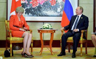 Planet Stars: Πρώτη συνάντηση των Πούτιν–Μέι στο περιθώριο της σ...
