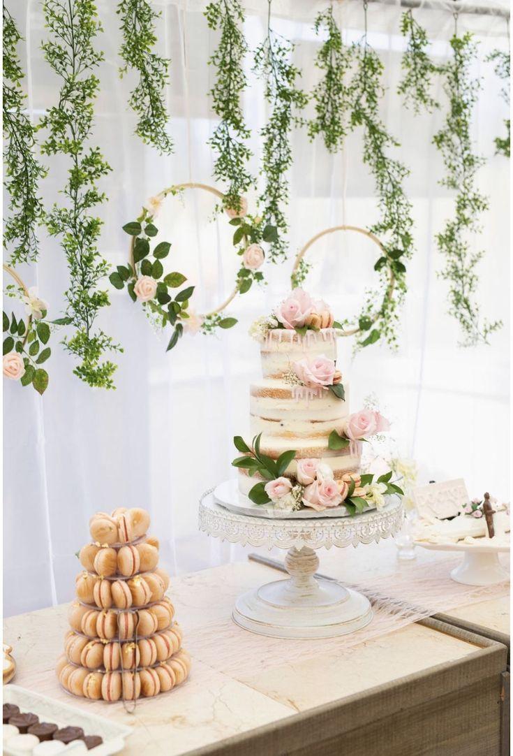 Social Event Bridal Shower Family Style Table Setup Wisteria Room Wedding Dessert Table Brunch Decor Wedding Desserts