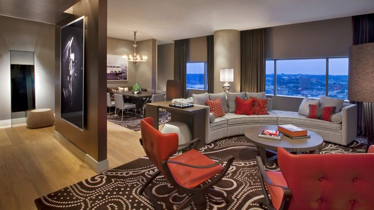 W Austin Hotel Extreme Wow Suite 3 Places Pinterest Hotels Texas And Living Rooms