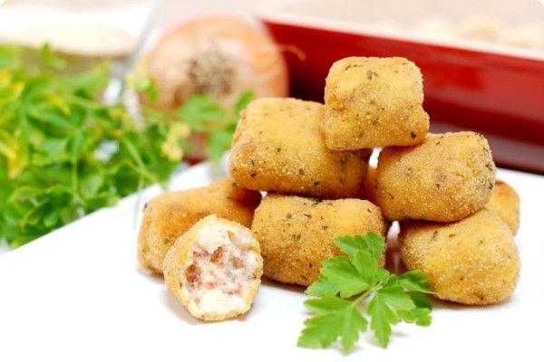 Croquetas de ibéricos, mejor bechamel sin gluten thermomix | Velocidad Cuchara