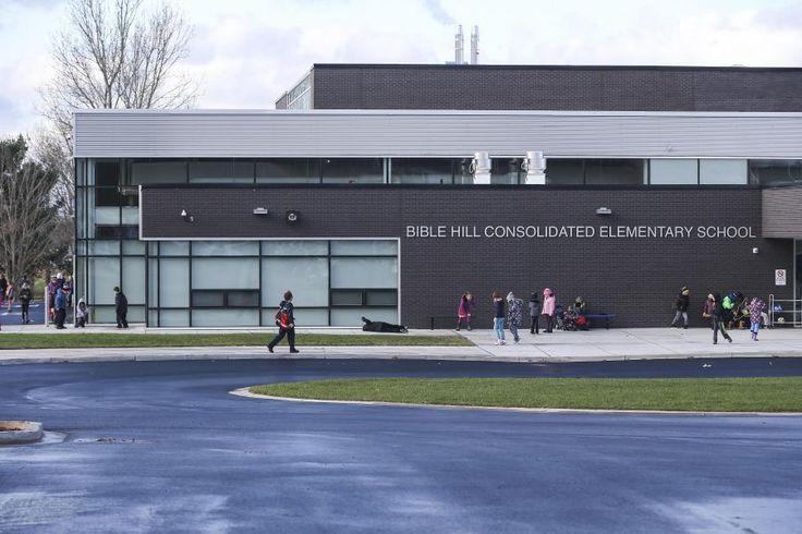 New school in Bible Hill.
