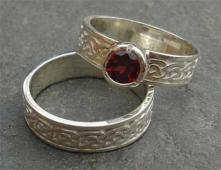 Meval Wedding Rings