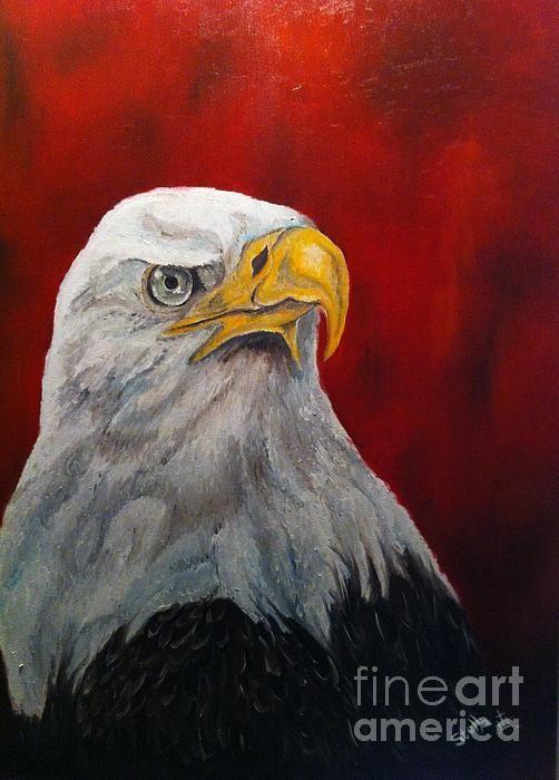 Buy prints of my fish eagle.