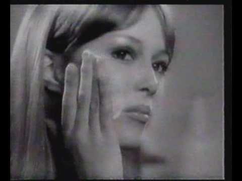 Publicidad y presencia de la mujer en los anuncios en TV, años 1957 al 67.