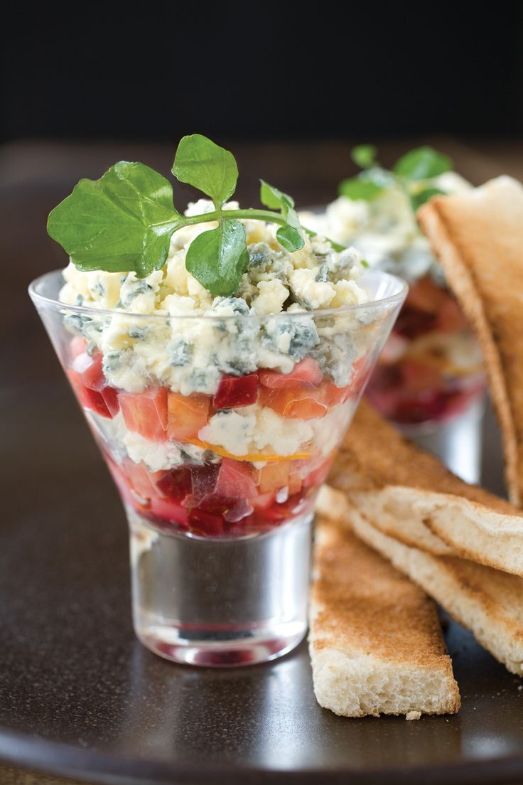 French verrine recipes & tips | Make verrines with gourmet cheese