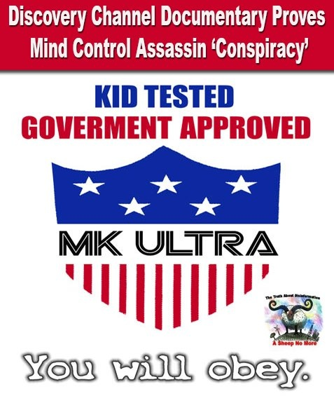 Discovery Channel Documentary Proves Mind Control Assassin 'Conspiracy' Individuals can be brainwashed into becoming