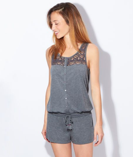 Jumpsuit - Pyjashorts - All pyjama sets - The collection - Homewear