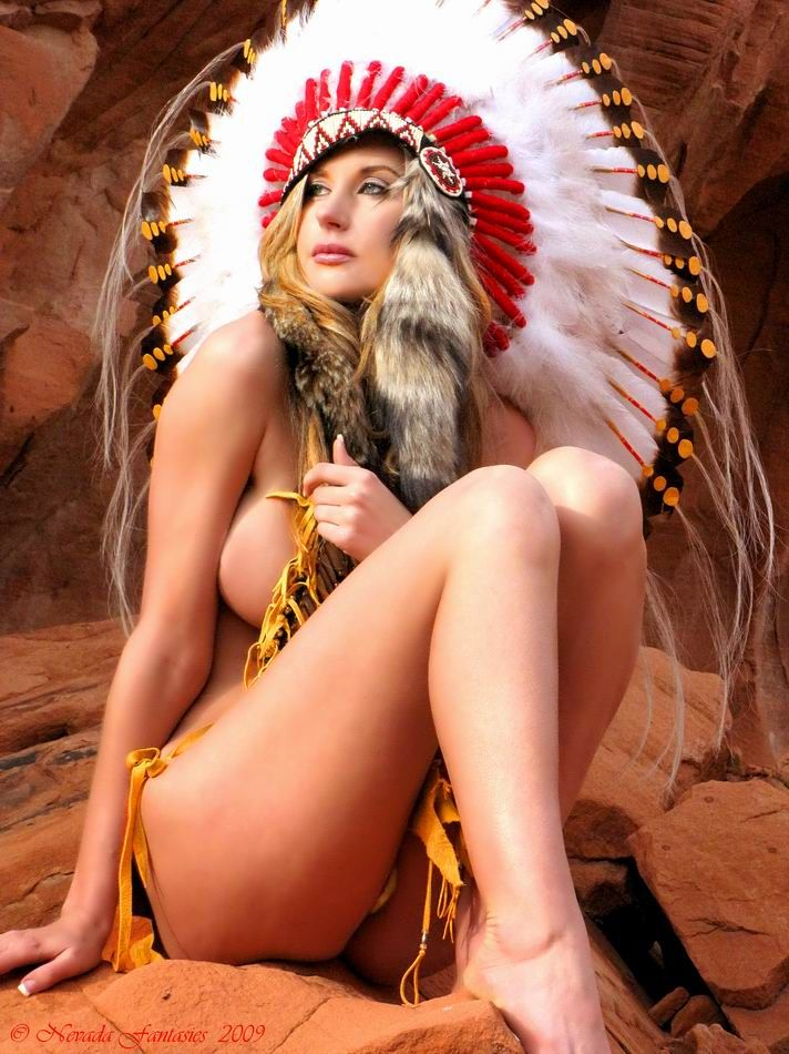 Sexy nude american indian girls 4