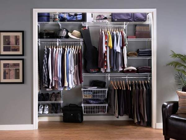 17 best images about walk in closet on pinterest closet for Best closet organization systems
