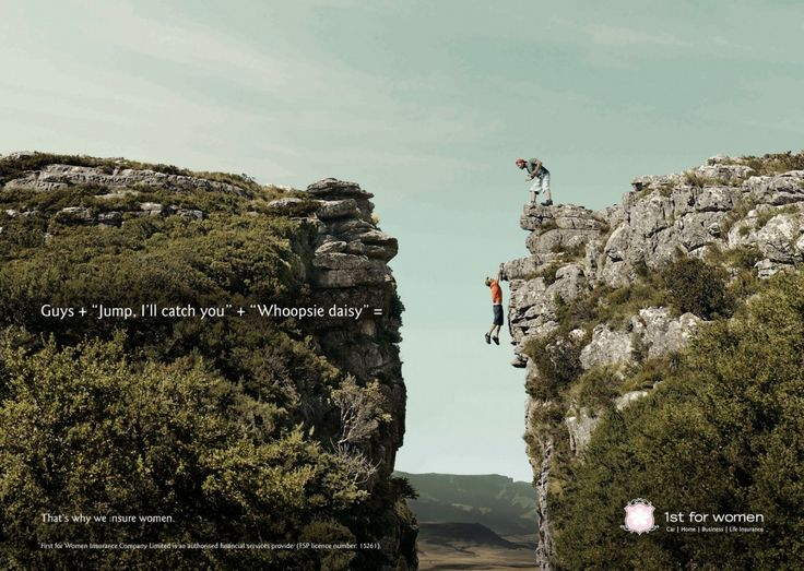 """1st For Women Insurance Ad Campaign: """"That's why we insure women."""" #Advertising"""