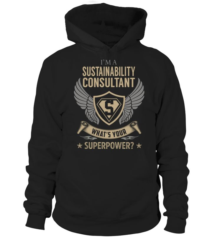 Sustainability Consultant SuperPower #SustainabilityConsultant