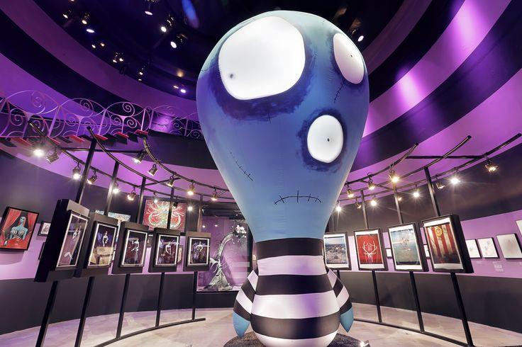 Tim Burton ganha exposição no MIS, em SP; veja fotos: http://glo.bo/1PZEMz1 #G1 #MIS #TimBurton #museu #exposição #SP