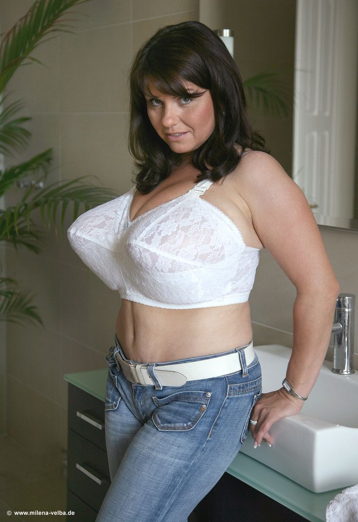 Big Tits In A White Bra 74