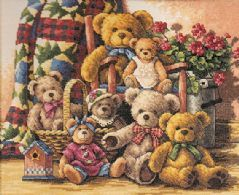 Teddy Bear Gathering