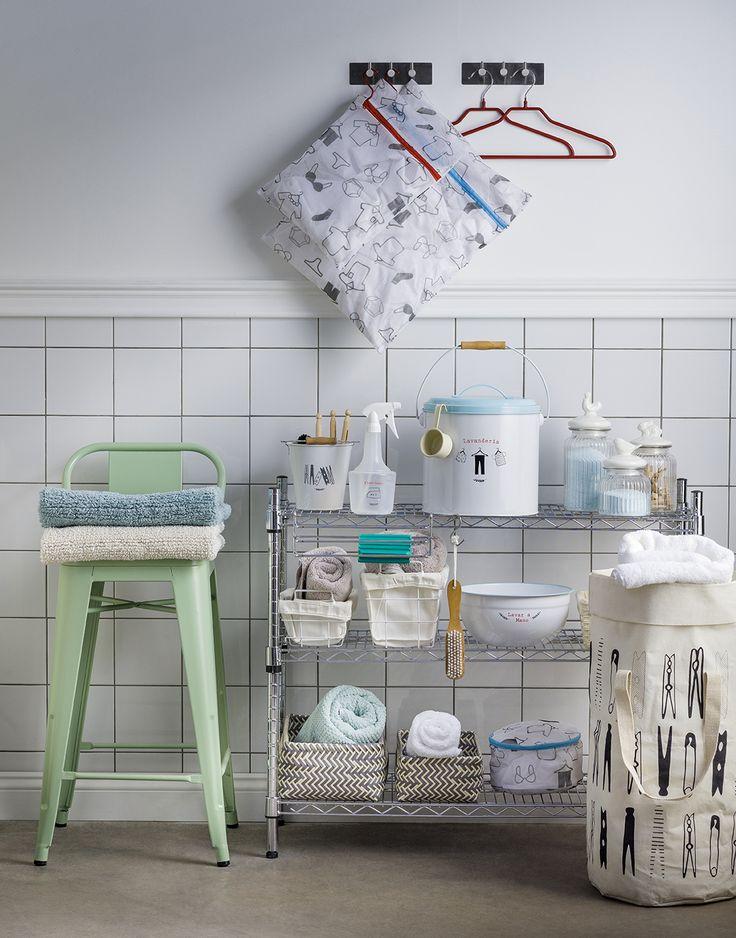 La lavandería que todos sueñan. Otoño - Invierno 2016