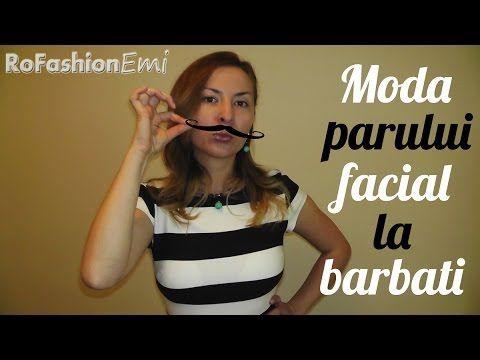 Moda Parului Facial La Barbati R.F.E Vlog