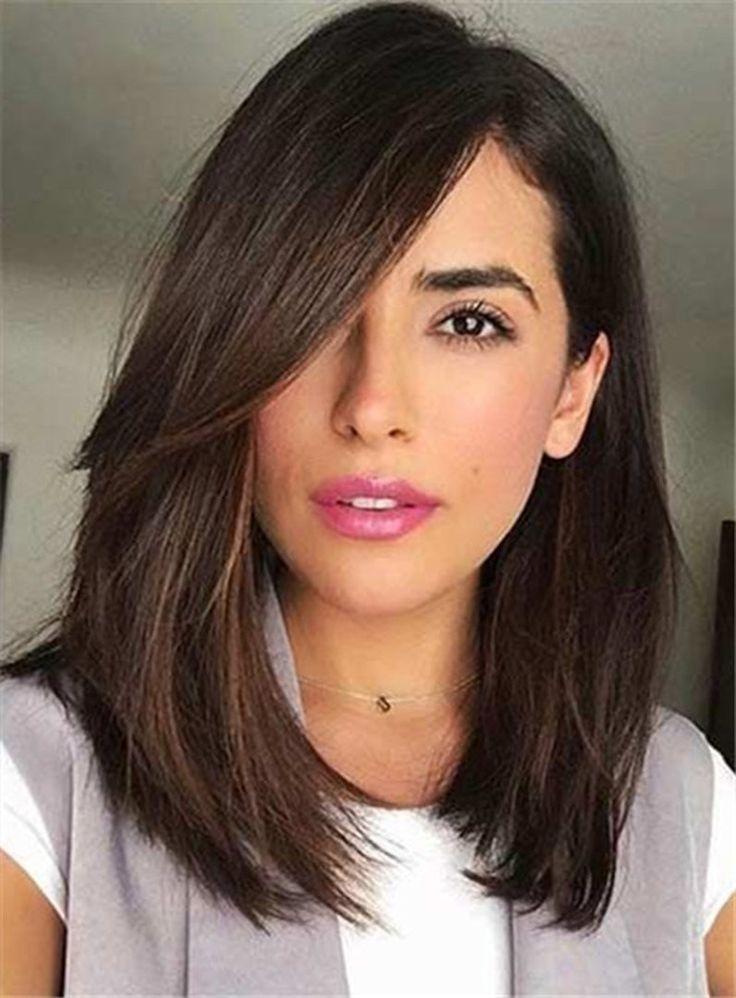 22 Popular Medium Hairstyles For Women 2017 Shoulder