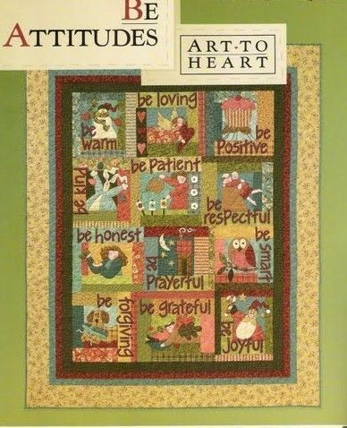 Art to Heart Be Attitudes - Yolanda J - Picasa Webalbumok