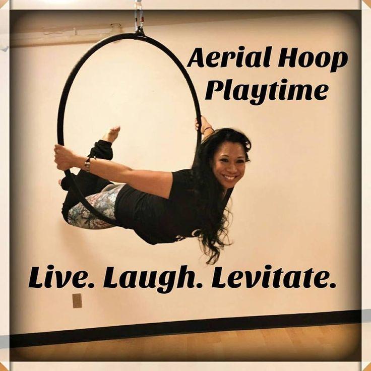 Live. Laugh. Levitate.
