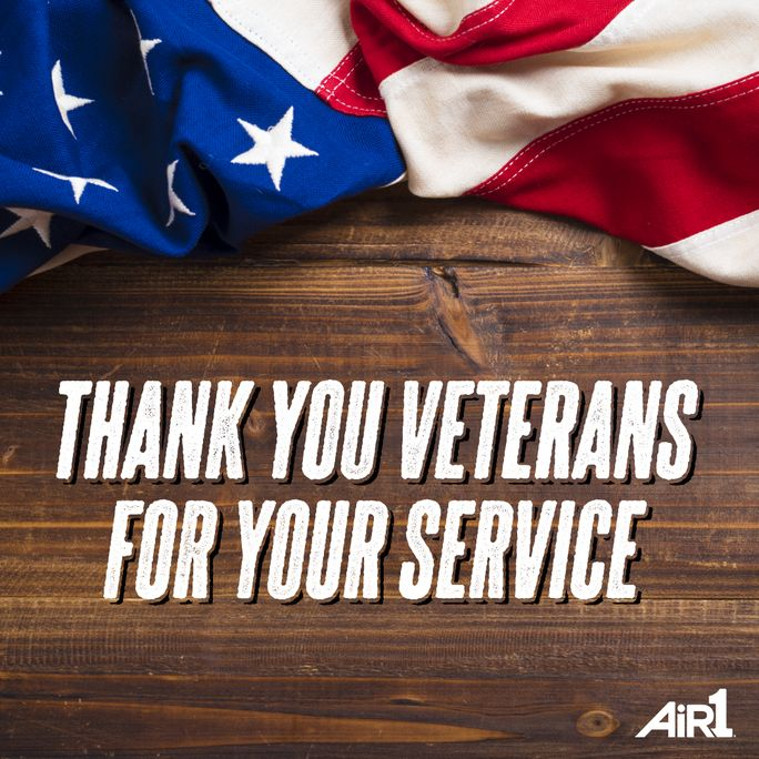 Thank you for your bravery and service! #VeteransDay
