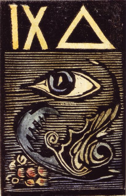 09 Josef Vachal, Mystical Fortune-Telling Cards, 1911 2 | Flickr - Photo Sharing!