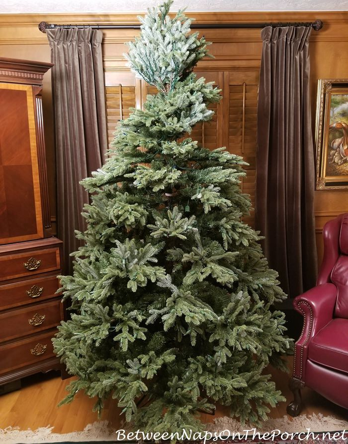 This Balsam Hill Fraser Fir Christmas Tree is Going Back