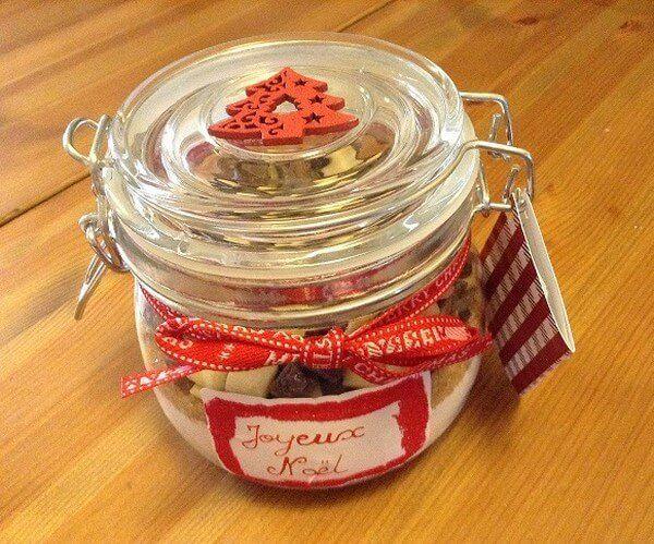 Idée de Cadeau : Un Pot S.O.S Cookies Pour les Invités
