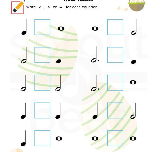 Worksheets-Easter-Note-Value-004