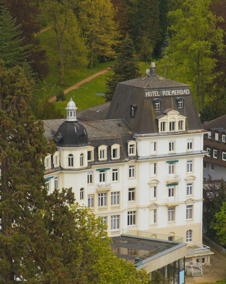 Perfect Das traditionsreiche Hotel R merbad in Badenweiler das es fast Jahre schon in dem kleinen
