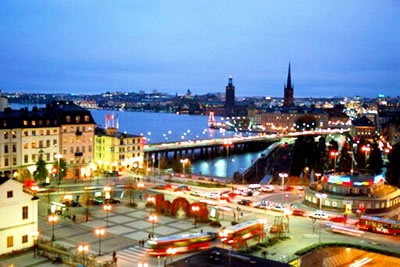 Visit Stockholm, Sweden, said to be the most intellectually sedate city in the world