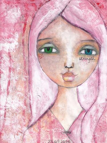 Tamara Laporte. I can't stop pinning her art.