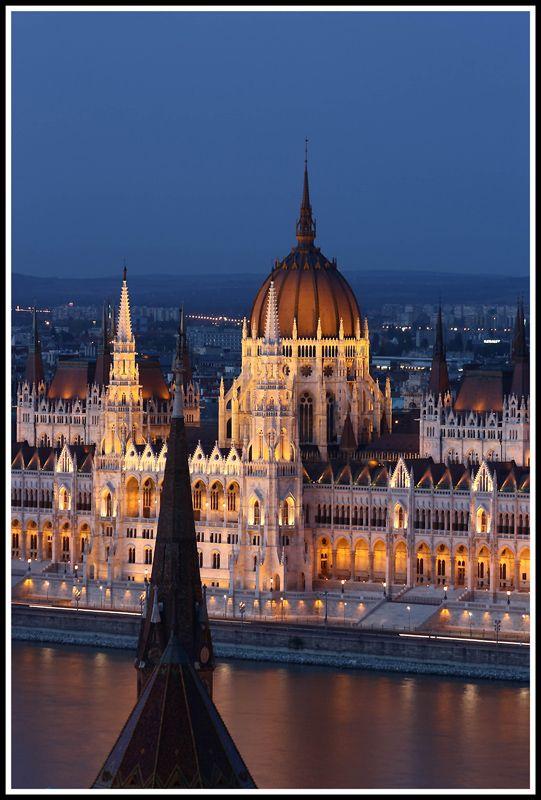 Parlementsgebouw Hongarije, Boedapest