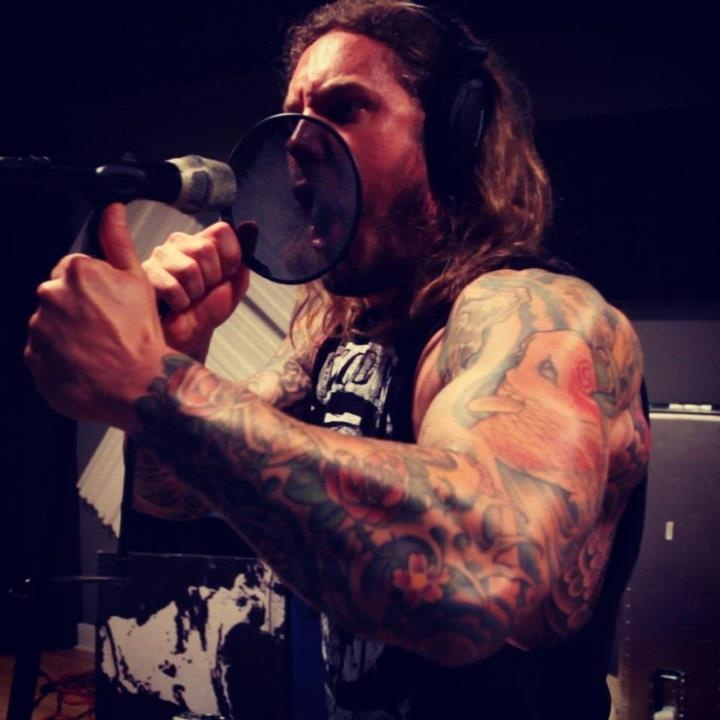 My favorite and sexiest Metal vocalist Tim Lambesis