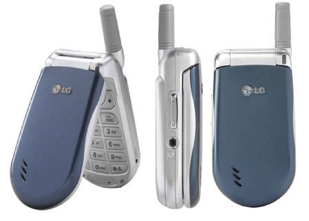 lg flip phone how to change text