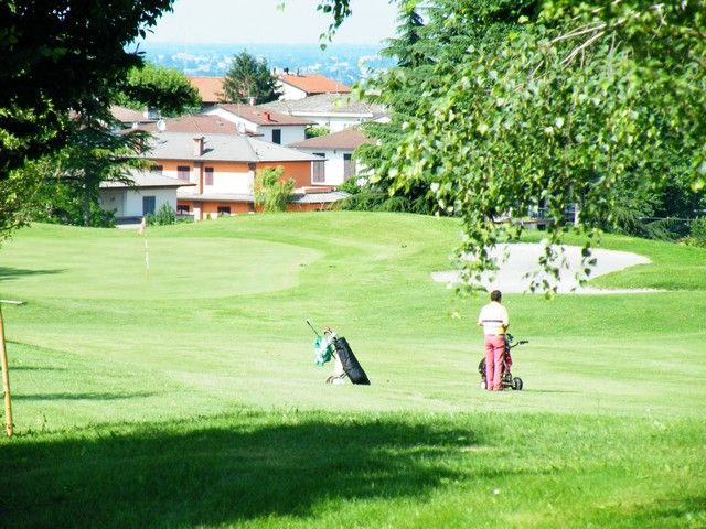 Golf Club Castell' Arquato a Castell Arquato in Emilia Romagna
