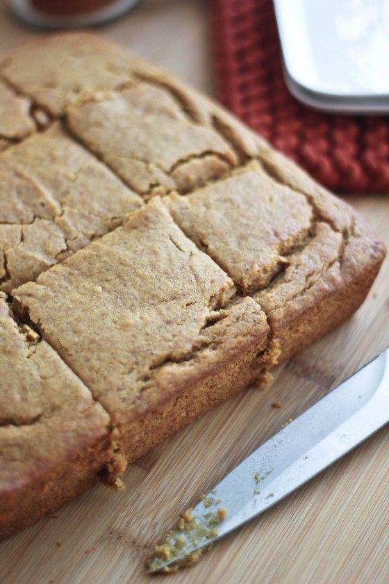 Pumpkin Yogurt Snack Cake [ Vacupack.com ] #snack #quality #fresh