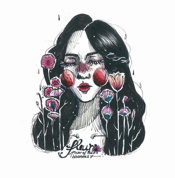 Fleur by Kathrin Honesta