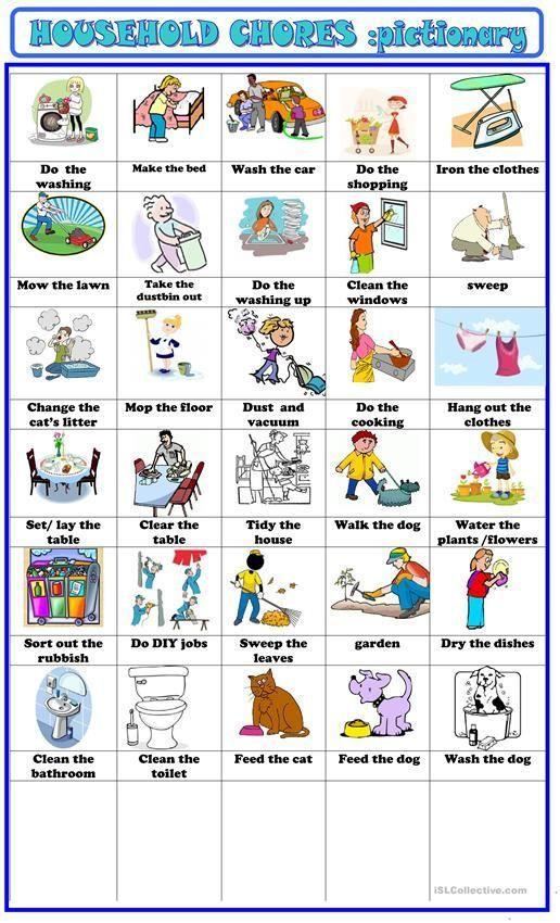 Gewohnheiten Englisch